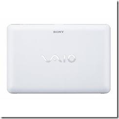 Sony VAIO VPC-W212AX WI 10-Inch White Netbook