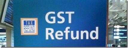 Toursit gst-refund-scheme-australia -ingapore