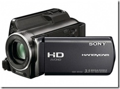 Sony HDR-XR150  review