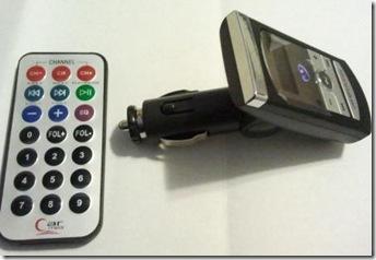 Mp3 car stereo FM usb memory card plug player