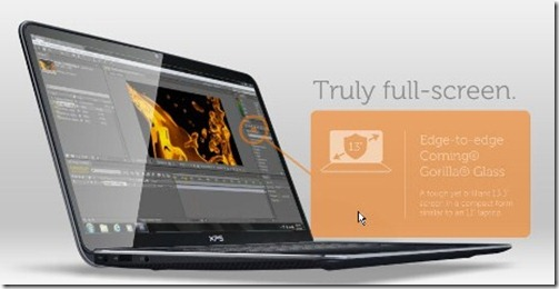 Dell XPS 13 Ultrabook specs and review