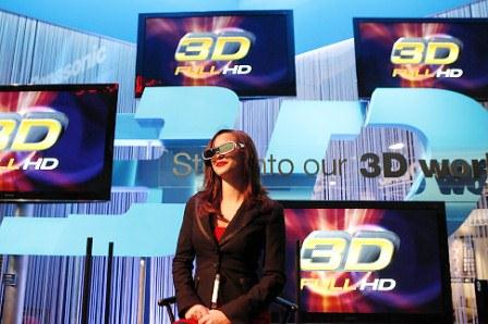 Australia 3d Tv