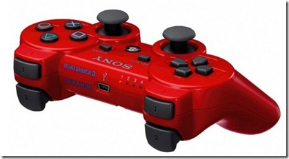 sony red playstaation 3 ltd edition