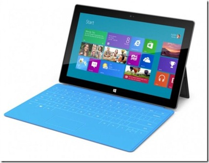 microsoft surface tablets  australia presentation fumble steven