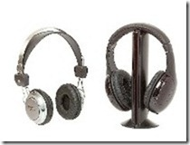 DJ Style Headphones Or Wireless Headphones 2.4ghz