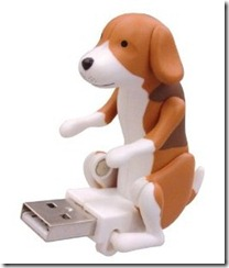 USB Humping Dog wierd uSB Flash drives Australia