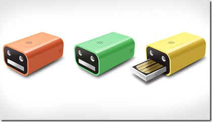 flash light and USB Drive in one