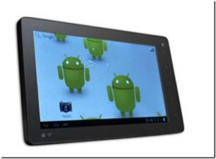 Novo 7 ice cream sandwich Android 4 tablet