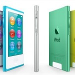 new ipod touch 2012 and nano