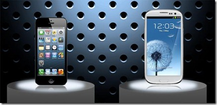 Which is best? The iPhone 5 or Galaxy S III
