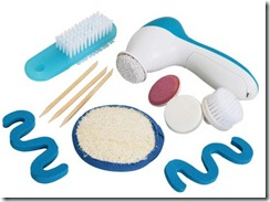 13-Piece Pedicure Set - Portable Foot Buff