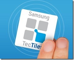 samsung nfc tec tags  tiles