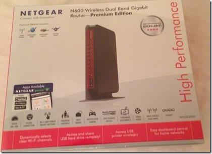 N600 WIRELESS DUAL BAND WNDR3800