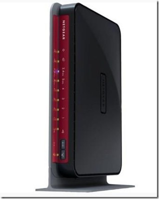 Wireless router | NETGEAR WNDR3800 Wireless N600 Dual Band Gigabit Router