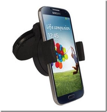 Galaxy S4 Car Holder