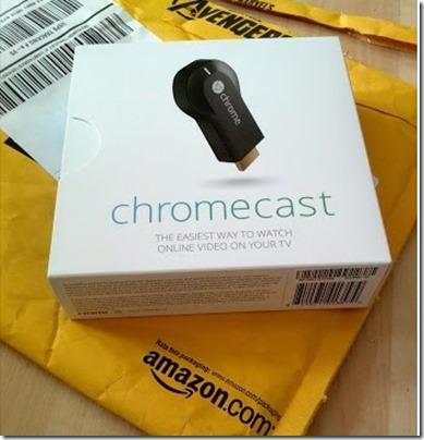 chromecast from amazon