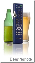 beer remote for watching tv and drinking beer