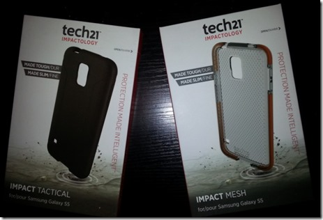 MESH AND TACTICAL CASES FOR S5 FROM IMPACTOLOGY  TECH 21
