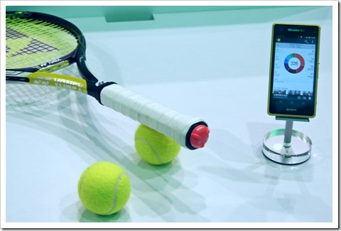 Sony Smart Tennis Sensor: Gadget Review