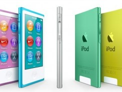 Ipod  touch and Nano get a redesign