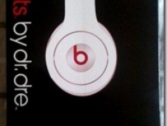 Dr Dre beats headphones for AUD $16.30