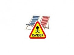 When Plain ole beach chairs become really dangerous – Ikea