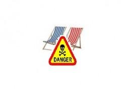 When Plain ole beach chairs become really dangerous – Ikea
