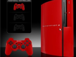PS 3 RED limited edition in Australia soon