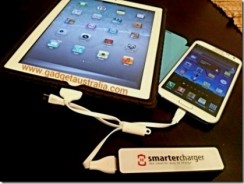 The smarter charging device for gadgets